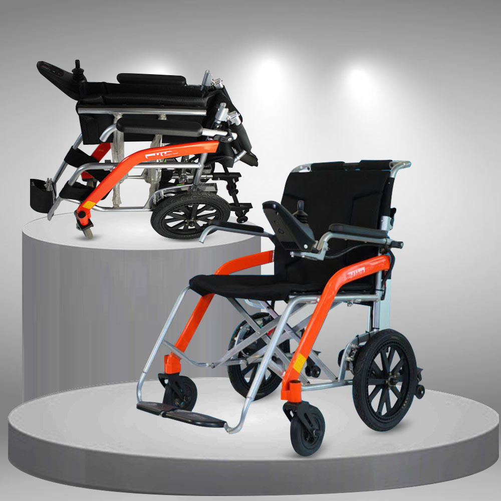 Xe lăn điện cao cấp siêu nhẹ TM054