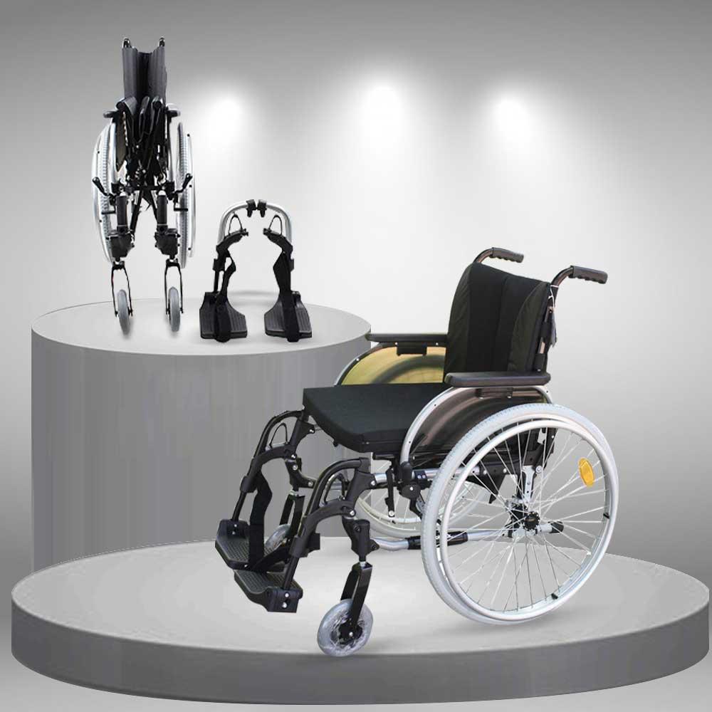 Xe lăn sản xuất theo công nghệ cao của Nhật Bản TM043