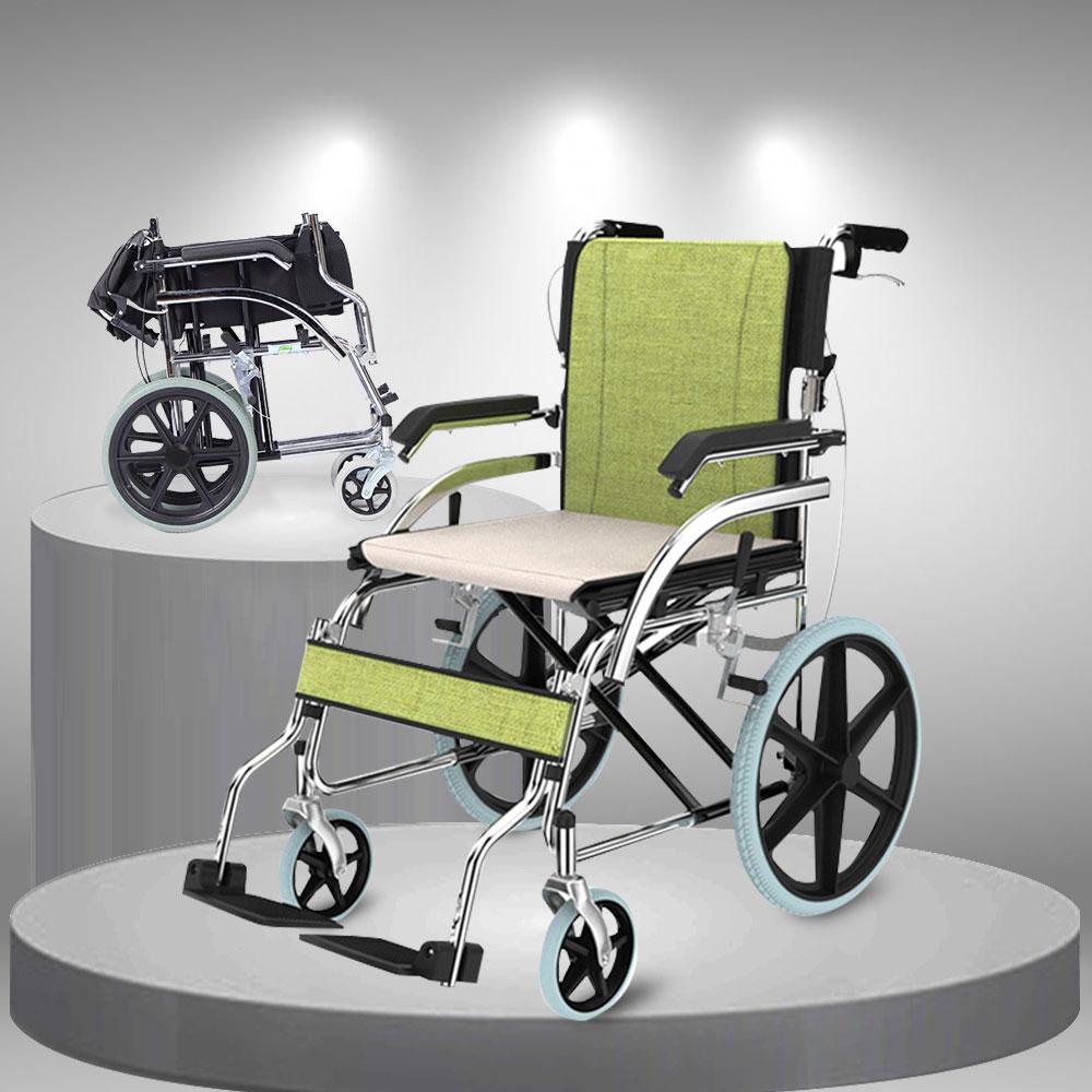 Xe lăn tay cao cấp nhỏ gọn công nghệ châu Âu TM044