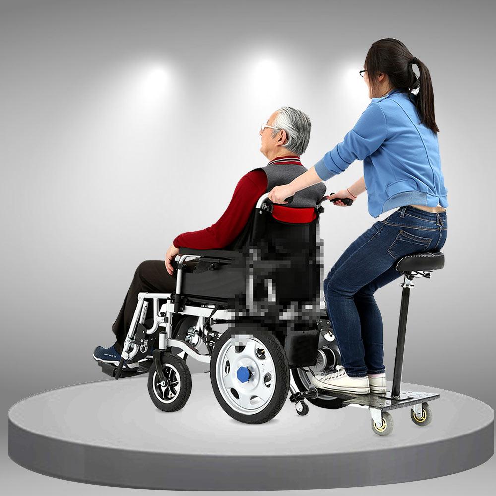 Linh kiện dùng cho người hỗ trợ ngồi sau xe lăn PK13-2