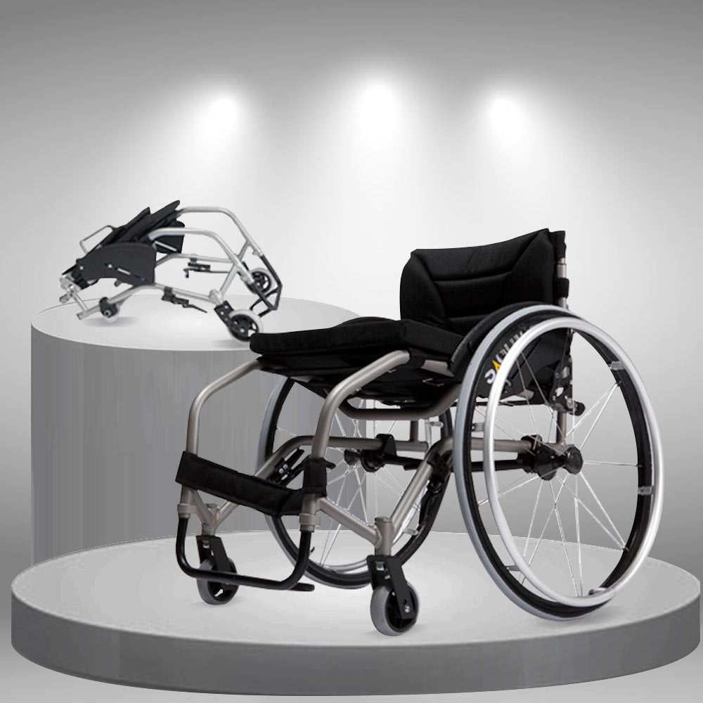 Xe lăn dành cho vận động viên thể thao TM055