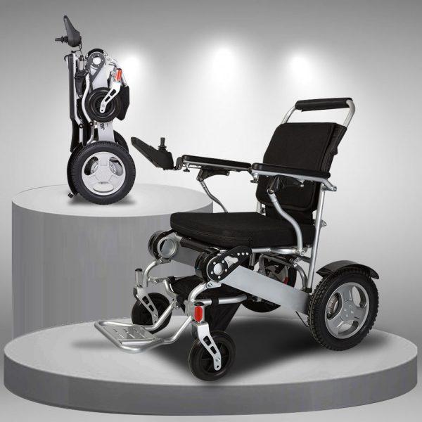 Xe lăn điện đa dụng thiết kế hiện đại TM011
