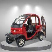Xe điện 4 bánh kiểu dáng ô tô mini tiện lợi và thời trang TM061
