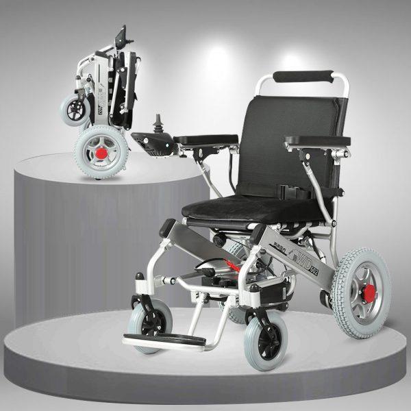 Xe lăn điện chuyên nghiệp kiểu dáng gọn nhẹ thời trang TM059