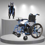 Xe lăn điện đa năng có thể gấp gọn nhẹ và tiện lợi TM064