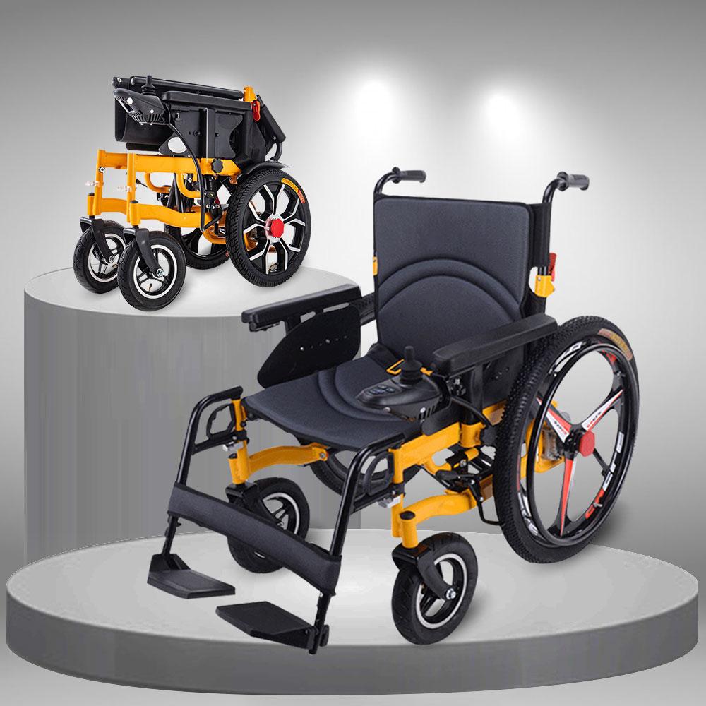 Xe lăn điện thông minh chống lật ngược dành cho người khuyết tật TM057