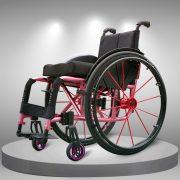 Xe lăn thể thao kiểu dáng dễ dàng gấp gọn tiện lợi TM058
