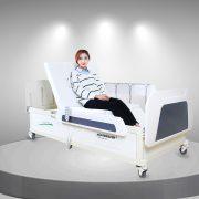 Giường bệnh đa năng cao cấp dùng điện và dễ thao tác TM072