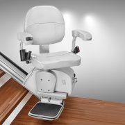 Hệ thống ghế leo cầu thang thẳng tự động hàng nhập khẩu lắp từ tầng 1-2 TM075