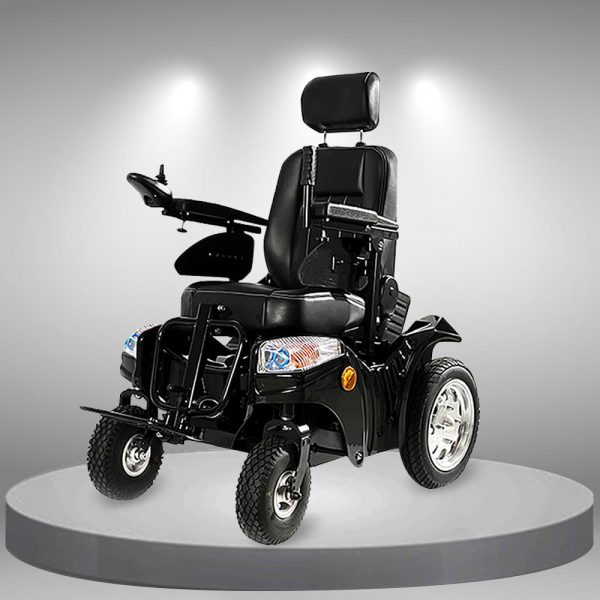 Xe lăn điện tiện ích 4 bánh nhập khẩu cao cấp TM079