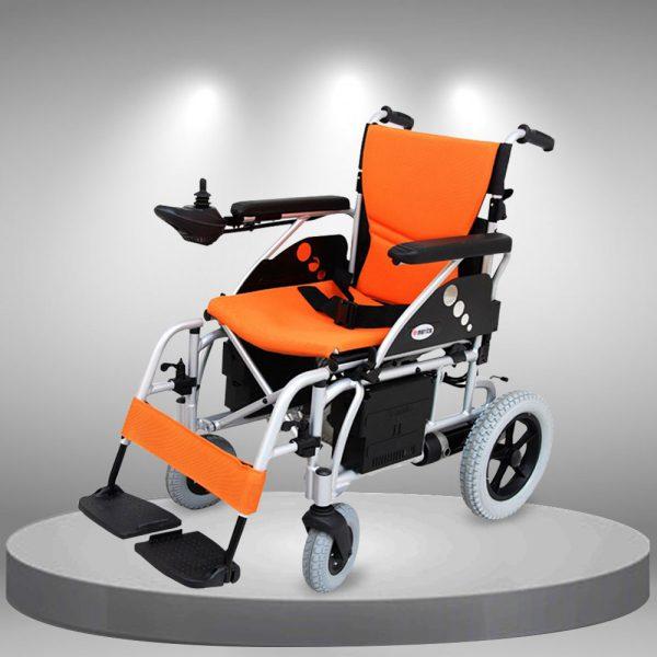 Xe lăn điện thời trang đa năng kiểu dáng gập gọn nhẹ TM082