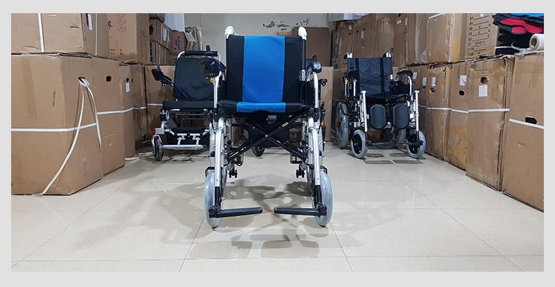 Xe lăn điện tự động hóa cao cấp TM004 5