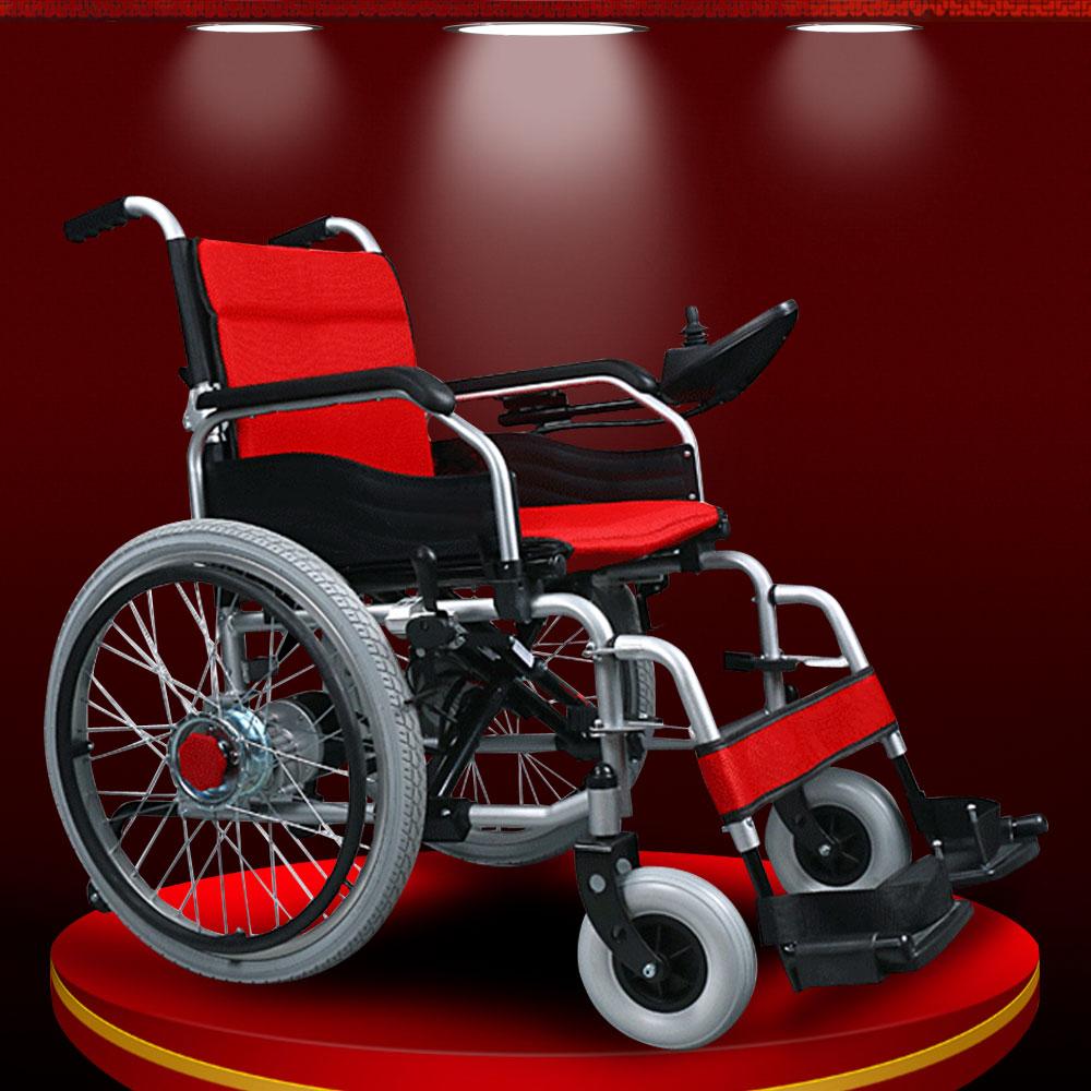 Xe lăn điện thông minh đa chức năng TM005