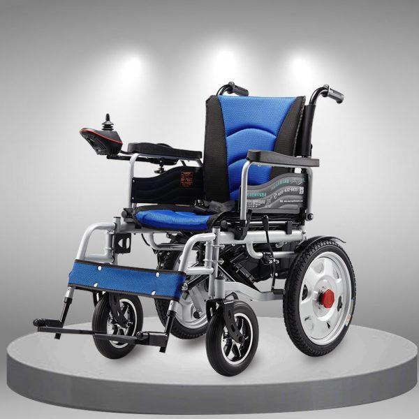 Xe lăn điện cao cấp dùng để phục hổi chức năng cho người già người khuyết tật TM095