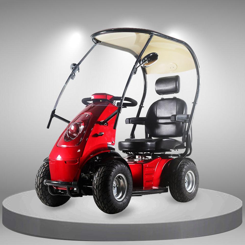Xe tay ga điện 4 bánh cao cấp TM085