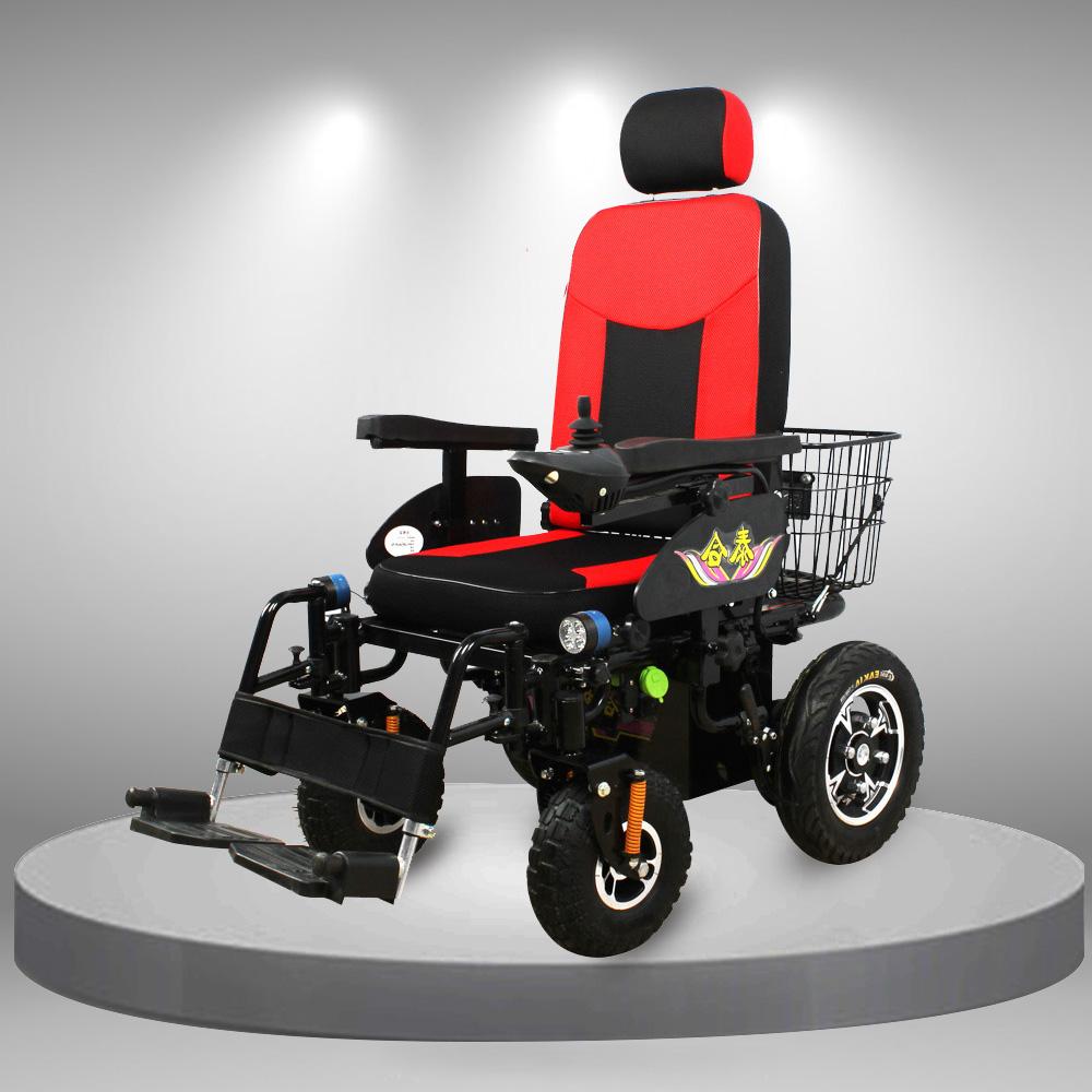 Xe lăn điện bốn bánh đa chức năng hiện đại TM102