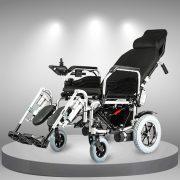 Xe lăn điện cao cấp giúp phục hồi chức năng người khuyết tật TM093